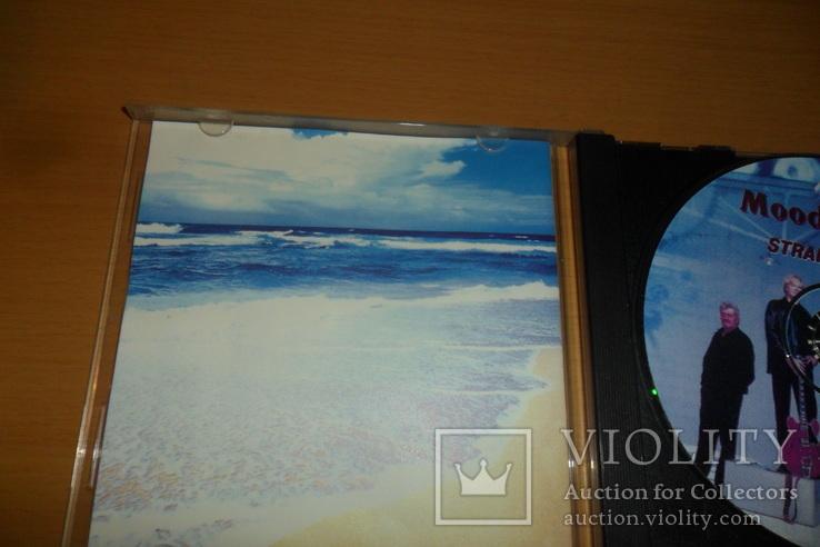 Диск CD сд MOODY BLUES - STRANGE TIMES, фото №6