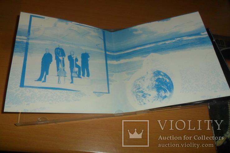Диск CD сд MOODY BLUES - STRANGE TIMES, фото №7
