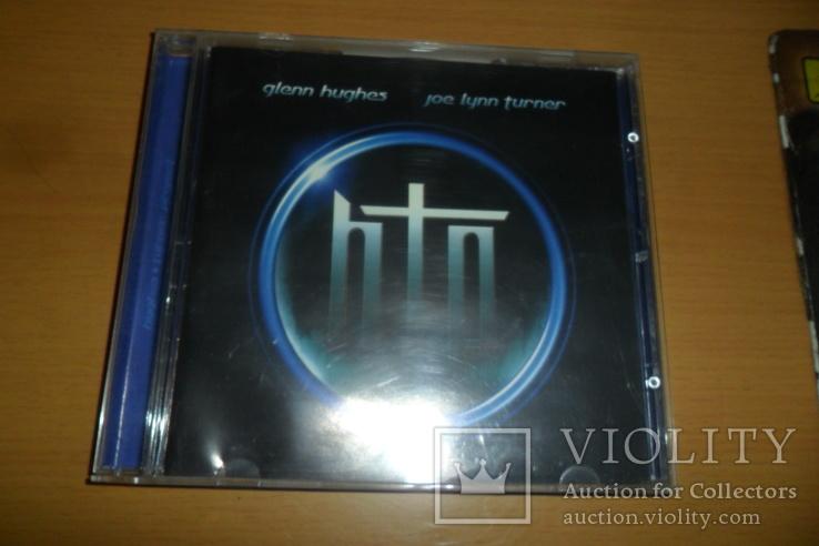 Диск CD сд Glenn Hughes-Joe Lynn Turner, фото №2