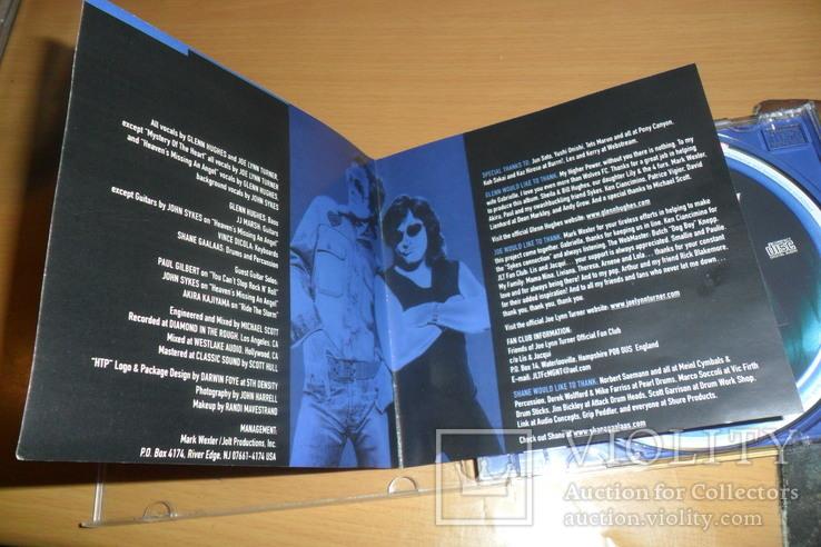 Диск CD сд Glenn Hughes-Joe Lynn Turner, фото №7