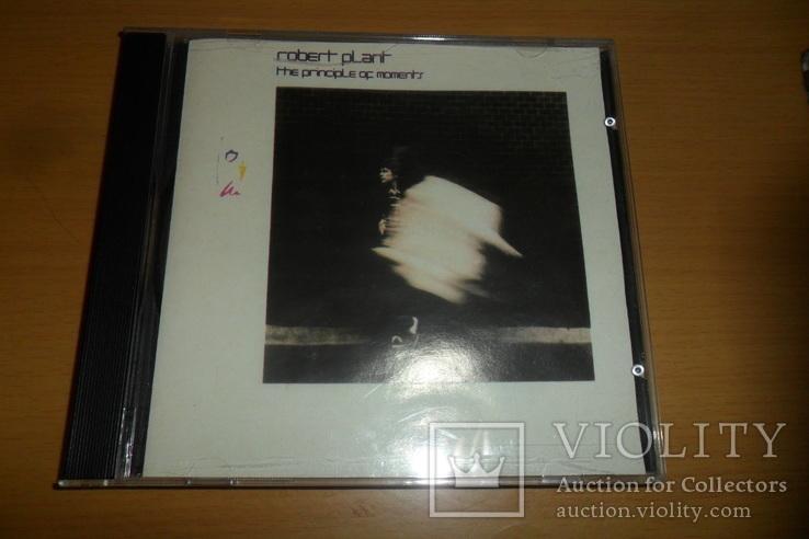 Диск CD сд Robert Plant – The Principle Of Moments, фото №2