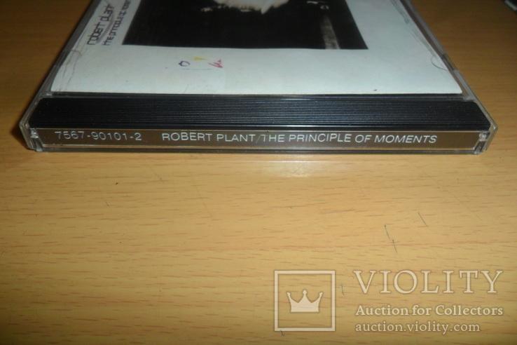 Диск CD сд Robert Plant – The Principle Of Moments, фото №3
