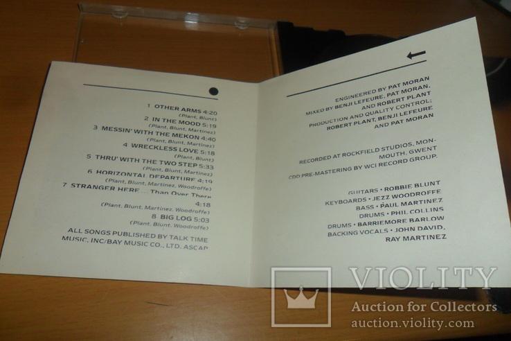 Диск CD сд Robert Plant – The Principle Of Moments, фото №7