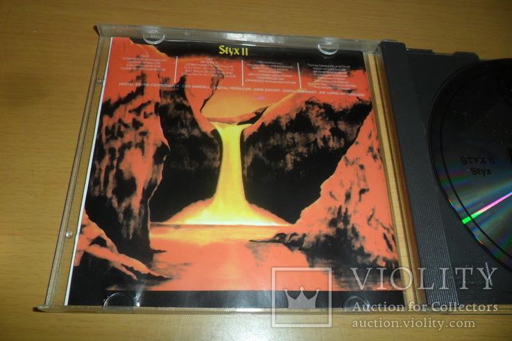 Диск CD сд Styx – Styx II, фото №6