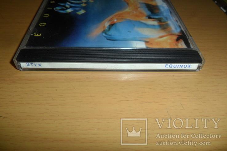 Диск CD сд Styx – Equinox, фото №3