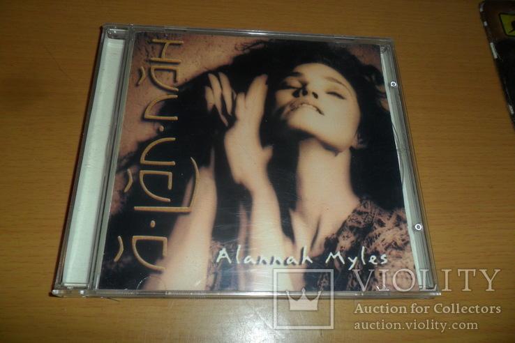 Диск CD сд Alannah Myles Аланна Майлз A-LAN-NAH, фото №2