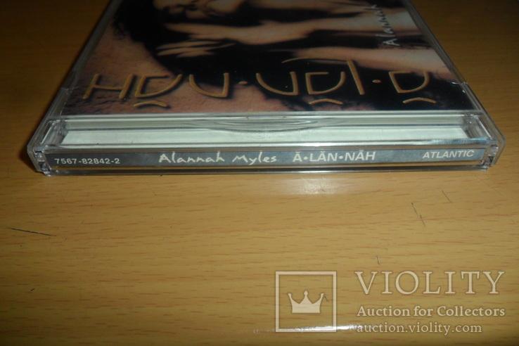 Диск CD сд Alannah Myles Аланна Майлз A-LAN-NAH, фото №3