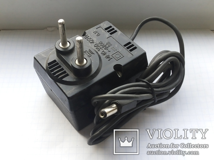 Блок питания Электроника Д2-37 9 v 0,1 A для МК-62, фото №2