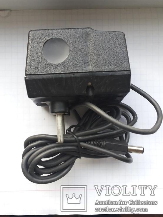 Блок питания Электроника Д2-37 9 v 0,1 A для МК-62, фото №6