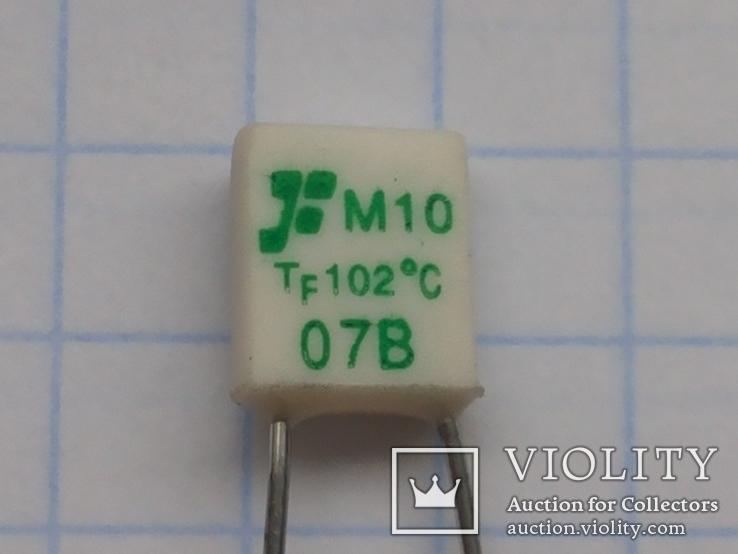 Термопредохранитель не востан M10 М33 7 шт, фото №3