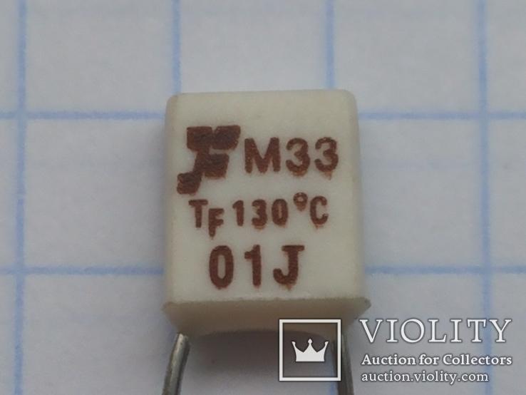 Термопредохранитель не востан M10 М33 7 шт, фото №4