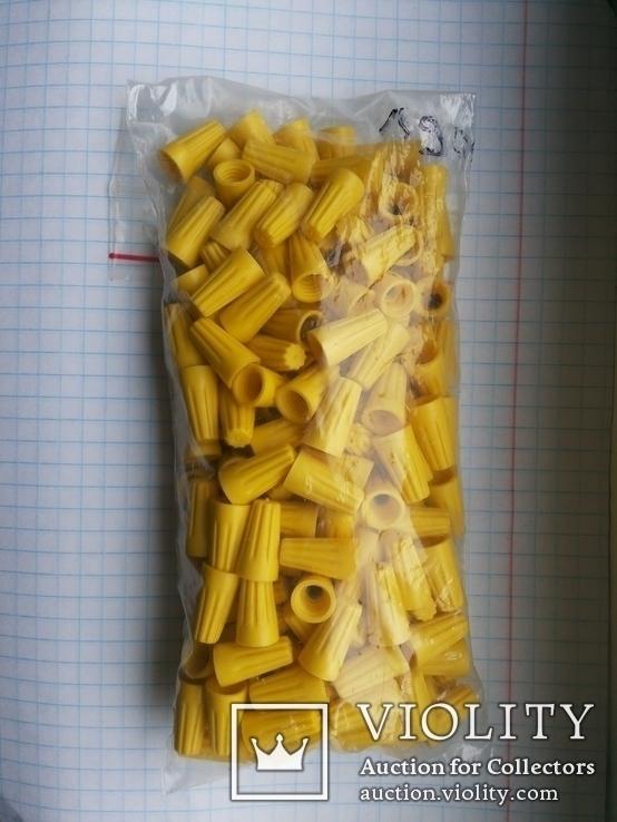 Колпачок соединительный изолирующий IEK 2-4 190 шт, фото №10