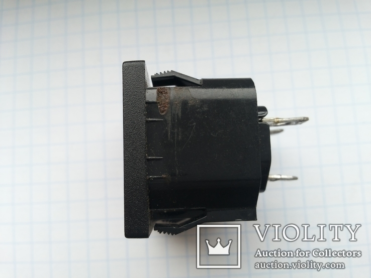 Штекер сетевой 15A 250V 3 pin розетка монтажный 75 шт, фото №11