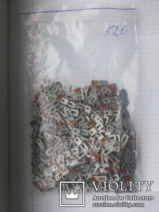 Петелька монтажная 15х6 м2,5 520 шт, фото №6