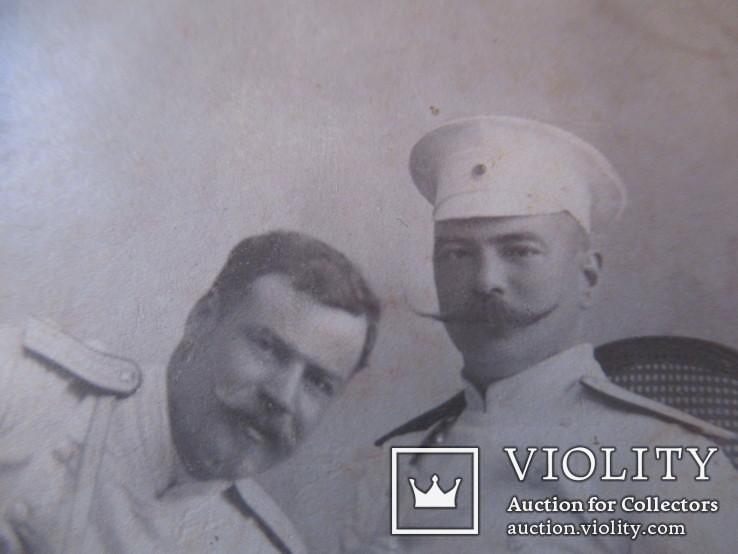 Военные с бутылкой Харбин Новый город С.В.Сендковский, фото №6
