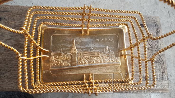 Конфетница, Сухарница, Хлебница - Москва из Алюминия, фото №6