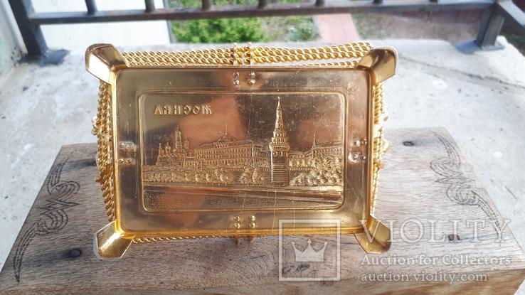 Конфетница, Сухарница, Хлебница - Москва из Алюминия, фото №7