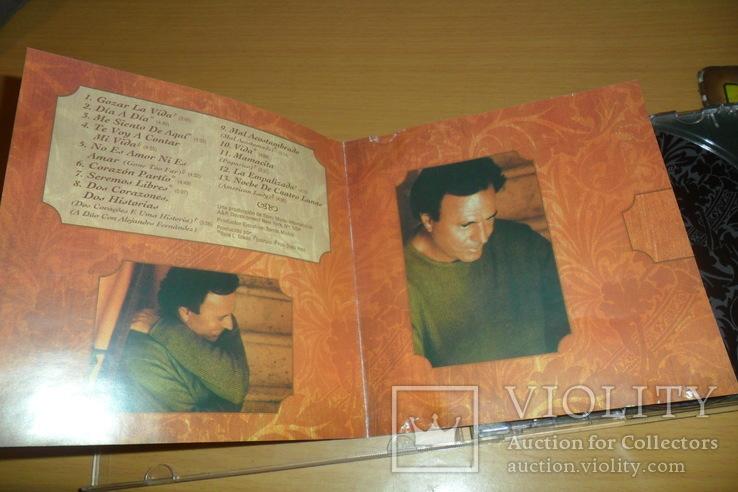 Диск CD сд Julio Iglesias - Noche De Cuatro Lunas, фото №7