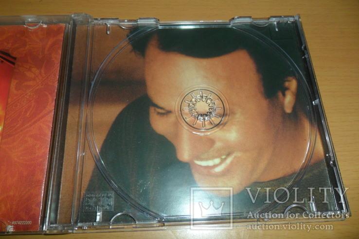 Диск CD сд Julio Iglesias - Noche De Cuatro Lunas, фото №11
