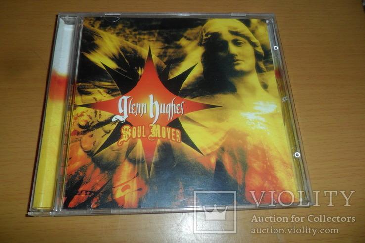 Диск CD сд Glenn Hughes – Soul Mover, фото №2