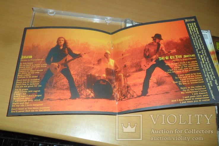 Диск CD сд Glenn Hughes – Soul Mover, фото №7