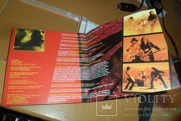 Диск CD сд Glenn Hughes – Soul Mover, фото №9