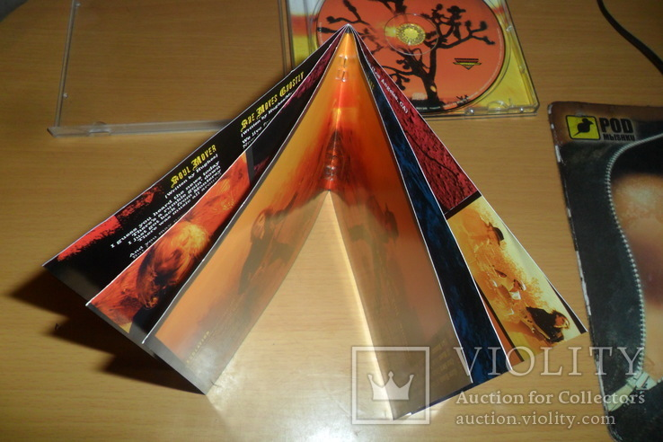 Диск CD сд Glenn Hughes – Soul Mover, фото №10