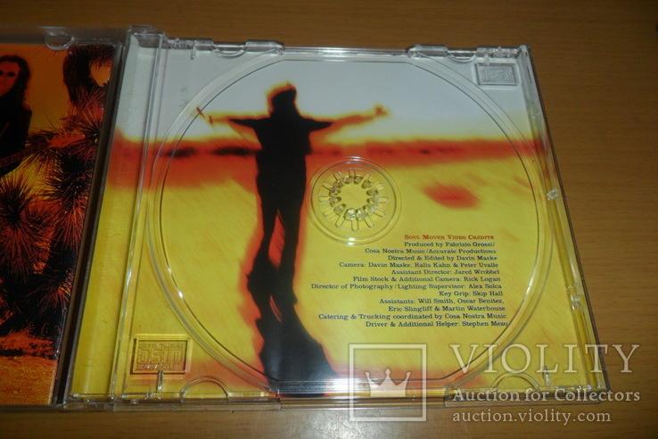 Диск CD сд Glenn Hughes – Soul Mover, фото №12