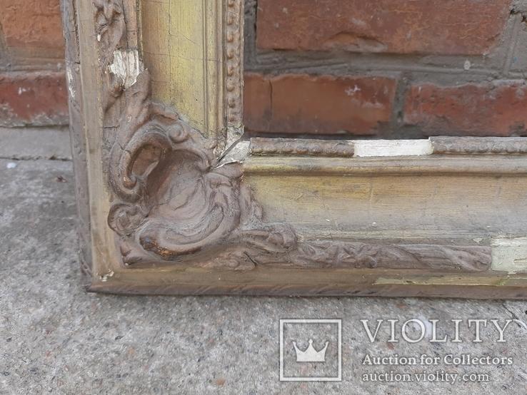 Рама зеркала середина 19 века, фото №5