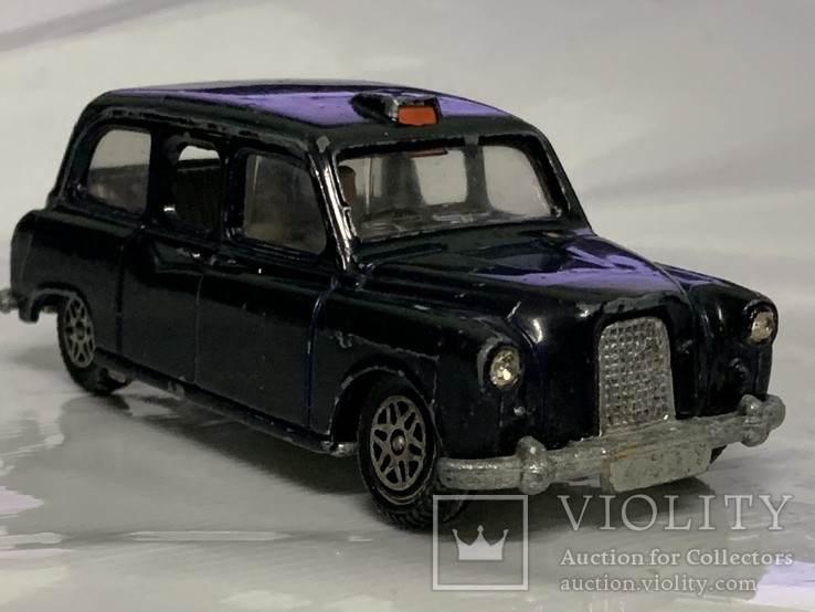 Dinky Toys Austin Taxi Made in England, фото №2
