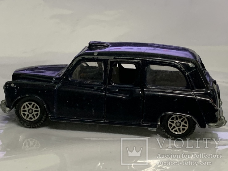 Dinky Toys Austin Taxi Made in England, фото №3