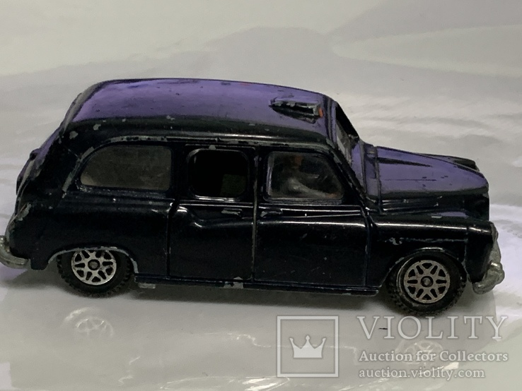 Dinky Toys Austin Taxi Made in England, фото №6