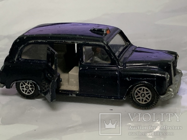 Dinky Toys Austin Taxi Made in England, фото №7