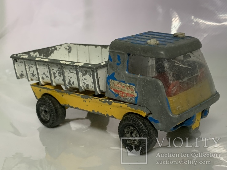 Lone Star Top Boy Diecast Tipper Truck - Made In England
