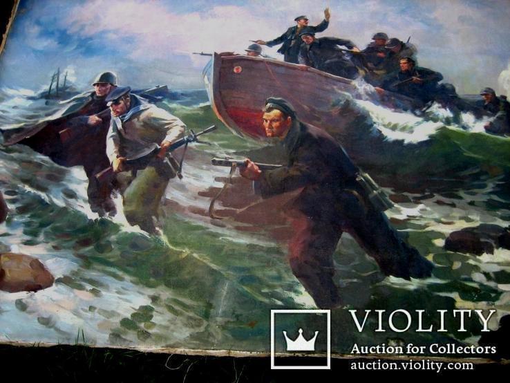 Морський бій - атака. Копія., фото №5