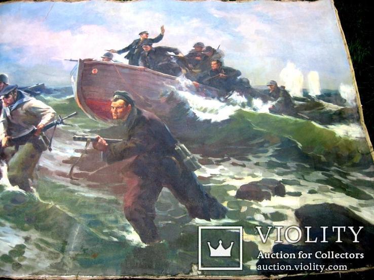 Морський бій - атака. Копія., фото №6