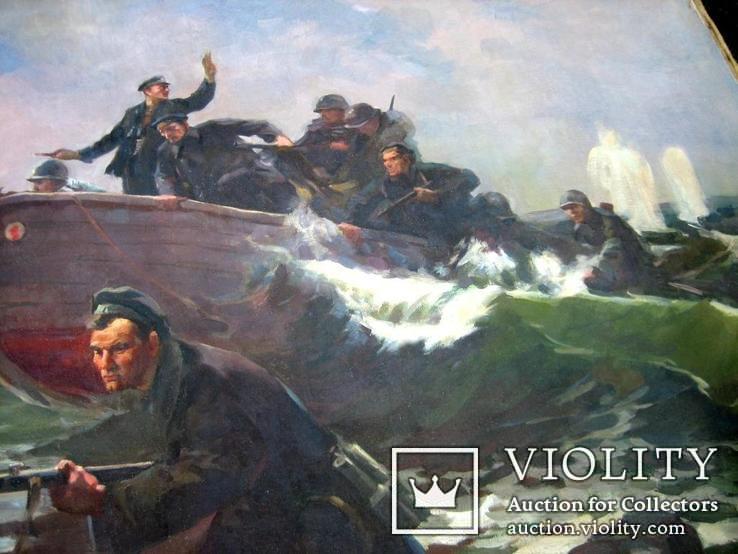 Морський бій - атака. Копія., фото №7
