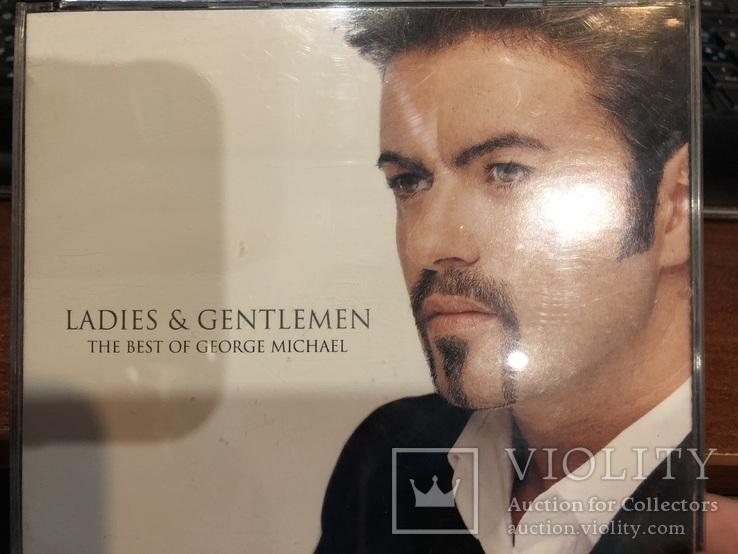 CD диск George Michael The Best, фото №2
