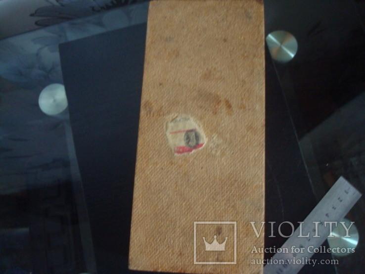 Деревянная шкатулка СССР, фото №11