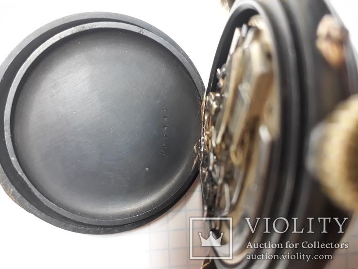 Часы хронограф HY MOSER & CIE, фото №12