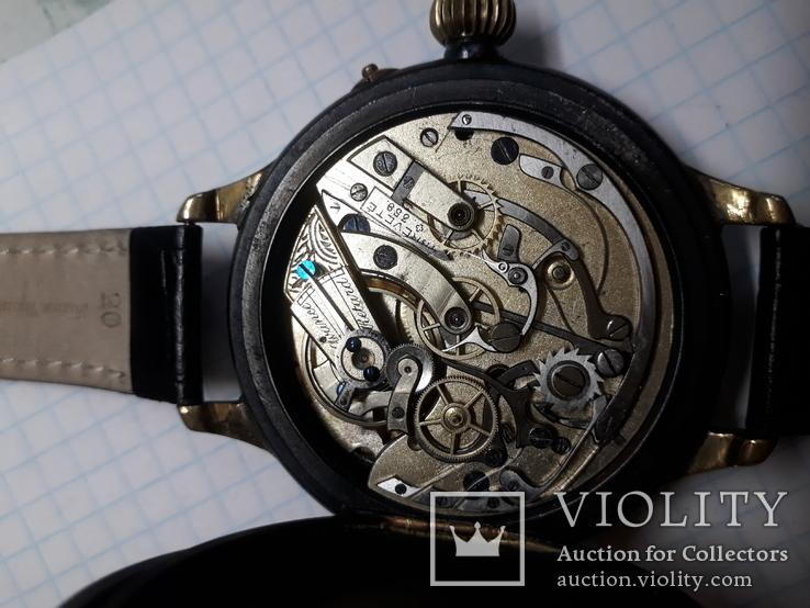 Часы хронограф HY MOSER & CIE, фото №13