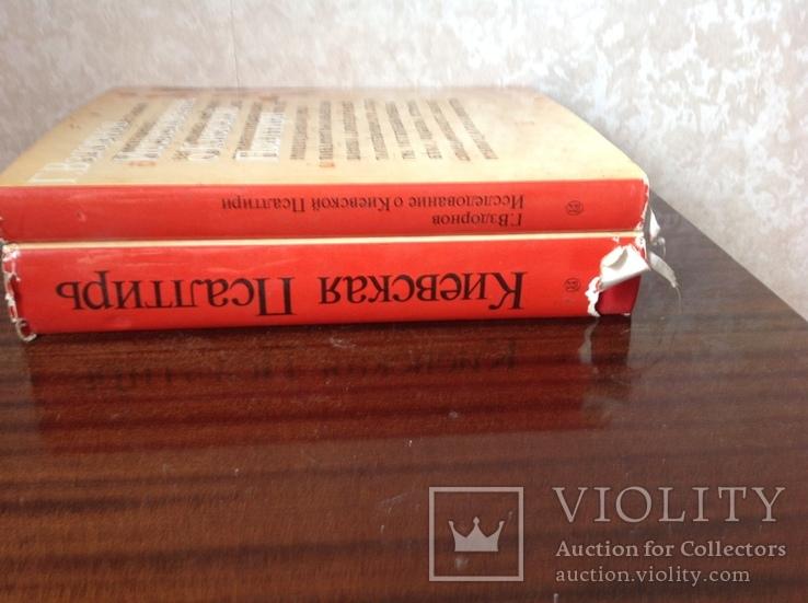 Киевская псалтирь Вздорнов в 2 -х томах, фото №3