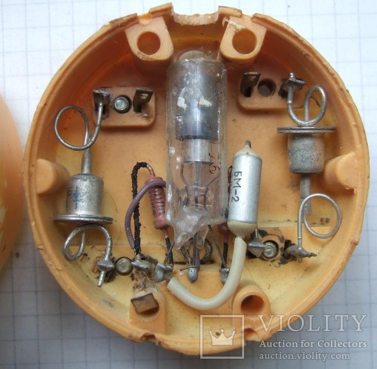 Телефонный блокиратор СССР и пара телефонных  розеток старого образца, фото №10