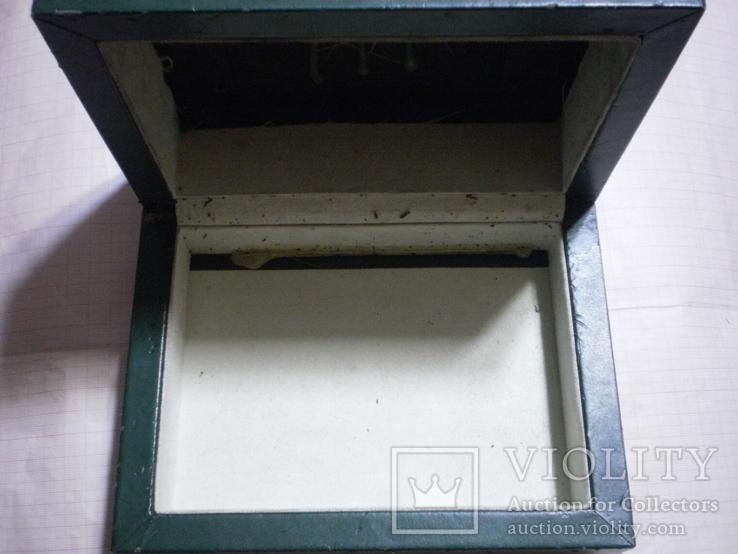 Оригинальная коробка для наручных часов ROLEX, фото №5