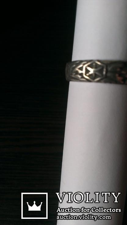 Кольцо офицера СС( (КОПИЯ), фото №9