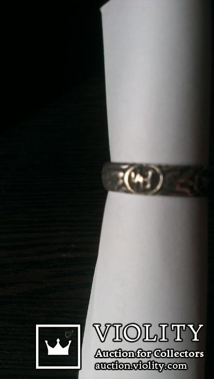 Кольцо офицера СС( (КОПИЯ), фото №10