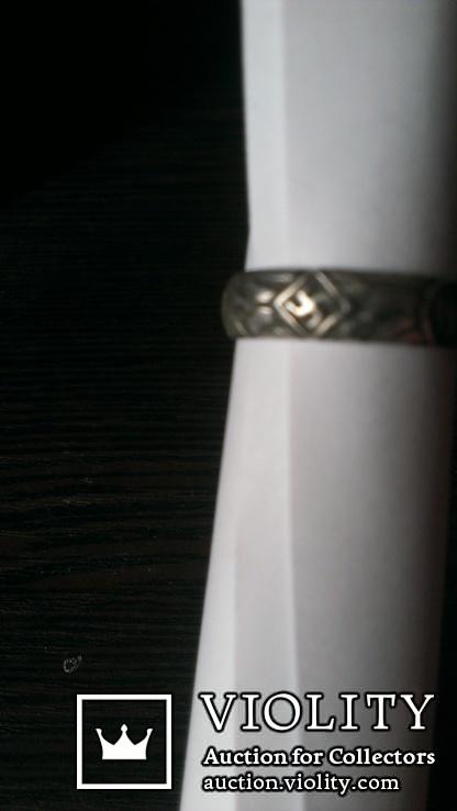 Кольцо офицера СС( (КОПИЯ), фото №11