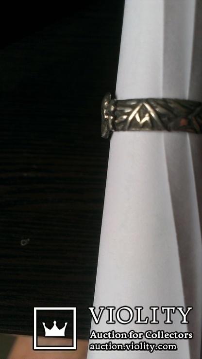 Кольцо офицера СС( (КОПИЯ), фото №12
