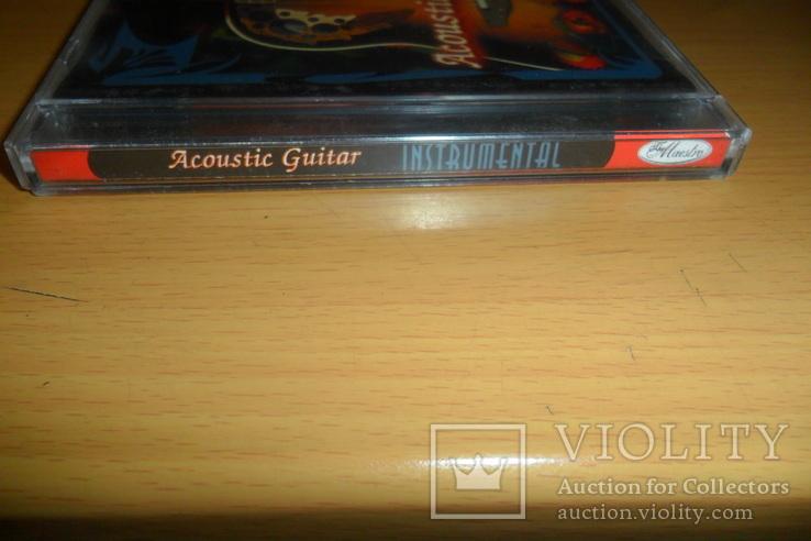 Диск CD сд Acoustic Guitar instrumental гитара, фото №3