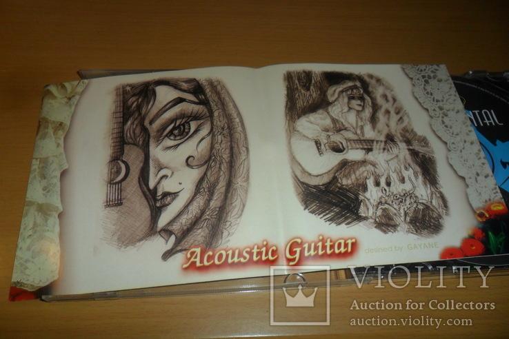 Диск CD сд Acoustic Guitar instrumental гитара, фото №7